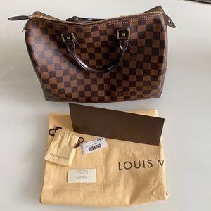 Louis Vuitton Speedy NM 30 Damier
